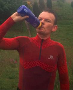 Jesper Grand Jensen - Motionsløber med passion for halvmarathon