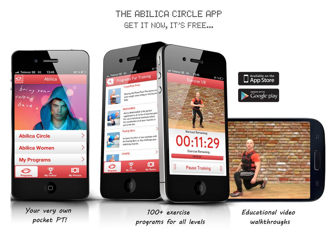Abilica Circle App