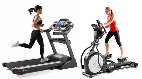 Løb eller crosstrainer til vægttab
