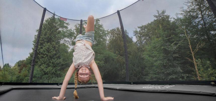 Berg trampolin bedst i test