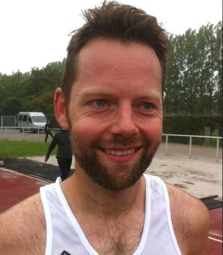 Bjarke Kobberø - cand.scient. i Idræt og løbeekspert