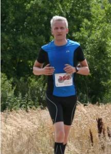 Kasper Christensen - Løber og løbe-blogger