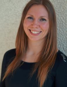 Tine Vieland Jensen - Fitness-blogger