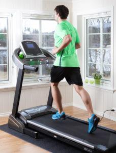 Nytårsforsæt - træning løbebånd