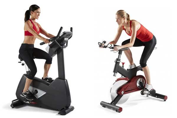 Motionscykel eller spinningcykel - hvilken er bedst