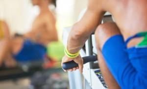 En romaskine træner 80 procent af kroppens muskler.